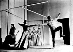 The first production of Appalachian Spring