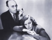 Kurt Weill and Lotte Lenya