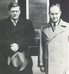 Dmitri Shostakovich and David Oistrakh